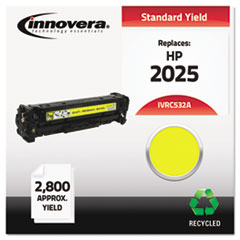 IVRC532A - Innovera Remanufactured CC532A (304A) Toner, 2800 Yield, Yellow