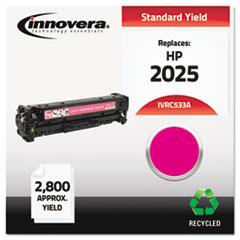 IVRC533A - Innovera Remanufactured CC533A (304A) Toner, 2800 Yield, Magenta
