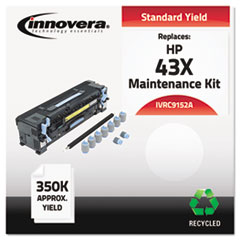 IVRC9152A - Innovera Remanufactured C915267907 (9000) Maintenance Kit, 350000 Yield