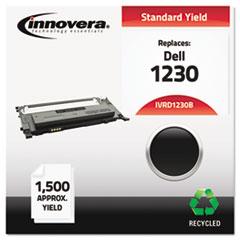 IVRD1230B - Innovera Remanufactured 330-3012 (1230c) Toner, 1500 Yield, Black