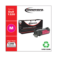 IVRD1320M - Innovera Compatible with 310-9064 (1320) Toner, 2000 Yield, Magenta