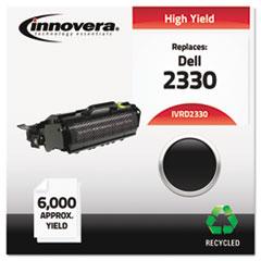 IVRD2330 - Innovera Remanufactured 330-2666 (2330) Toner, 6000 Yield, Black