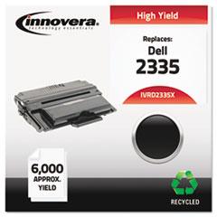 IVRD2335X - Innovera Remanufactured 330-2209 (2335) Toner, 6000 Yield, Black