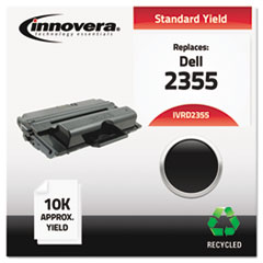IVRD2355 - Innovera Remanufactured 331-0611 (2355) Toner, 10000 Page-Yield, Black