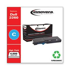 IVRD2660C - Innovera® D2660B, D2660C, D2660M, D2660Y Toner