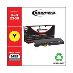 IVRD2660Y - Innovera® D2660B, D2660C, D2660M, D2660Y Toner