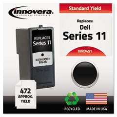 IVRD451 - Innovera Remanufactured KX701 (Series 11) Ink, 472 Yield, Black