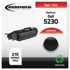 IVRD5230 - Innovera Remanufactured 330-6968 (5230) Toner, 21000 Yield, Black