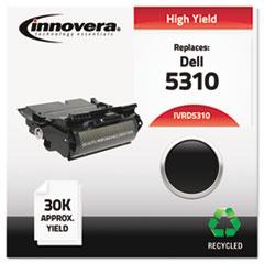 IVRD5310 - Innovera Remanufactured 3412939 (5310) Toner, 30000 Yield, Black