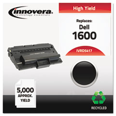 IVRD5417 - Innovera Remanufactured 310-5416 (1600) Toner, 5000 Yield, Black