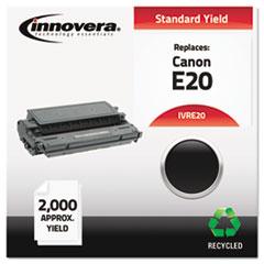 IVRE20 - Innovera Remanufactured, 1492A002AA (E20) Toner, 2000 Yield, Black