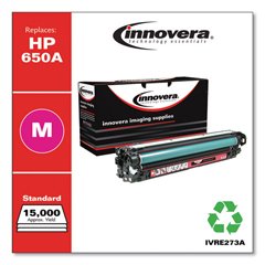 IVRE273A - Innovera Remanufactured CE273A (5525) Toner, 15000 Page-Yield, Magenta
