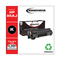 IVRE285AJ - Innovera Remanufactured CE285A(J) (85) Toner, 2300 Page-Yield, Black