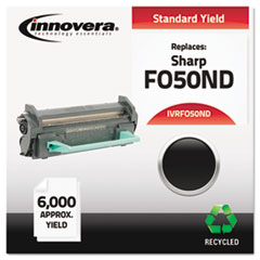 IVRFO50ND - Innovera Remanufactured FO50ND Laser Toner, 6000 Yield, Black