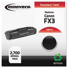 IVRFX3 - Innovera Remanufactured 1557A002BA (FX3) Toner, 2700 Yield, Black