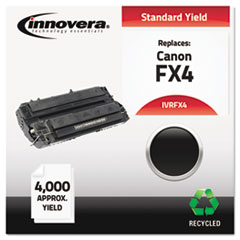 IVRFX4 - Innovera Remanufactured 1558A002AA (FX4) Toner, 4000 Yield, Black