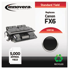 IVRFX6 - Innovera Remanufactured 1559A002AA (FX6) Toner, 5000 Yield, Black
