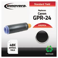 IVRGPR24 - Innovera Remanufactured 1872B003AA (GPR24) Toner, 48000 Yield, Black