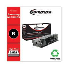 IVRMLT205 - Innovera Remanufactured MLT-D205L Toner, 5000 Page-Yield, Black