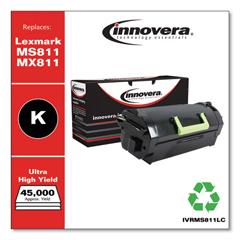 IVRMS811LC - Innovera® MS/MX811 Toner