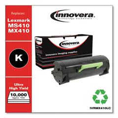 IVRMX410LC - Innovera® MS/MX410 Toner