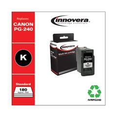 IVRPG240 - Innovera Remanufactured 5207B001 (PG-240) Ink, 180 Page-Yield, Black