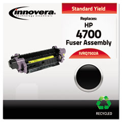 IVRQ7502A - Innovera Compatible Remanufactured Q7502A (4700) Fuser, 100000 Page-Yield