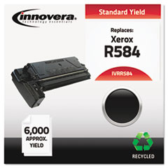 IVRR584 - Innovera Remanufactured 106R00584 (4120) Toner, 6000 Page-Yield, Black