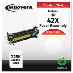 IVRRM11082 - Innovera RM11082 Compatible, Remanufactured, RM11082000 (4250) Fuser, 225000 Page-Yield