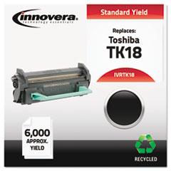 IVRTK18 - Innovera® 538028598 Compatible Toner, Black