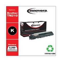 IVRTN210BK - Innovera Remanufactured TN210BK Toner, 2200 Page-Yield, Black