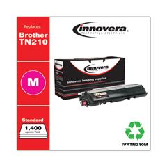 IVRTN210M - Innovera Remanufactured TN210M Toner, 1400 Page-Yield, Magenta