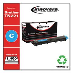 IVRTN221C - Innovera® TN221BK-TN225Y Ink