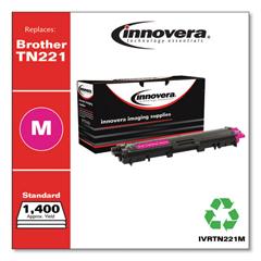 IVRTN221M - Innovera® TN221BK-TN225Y Ink