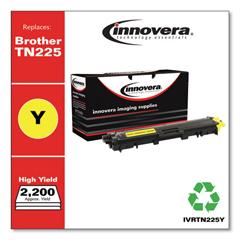 IVRTN225Y - Innovera® TN221BK-TN225Y Ink