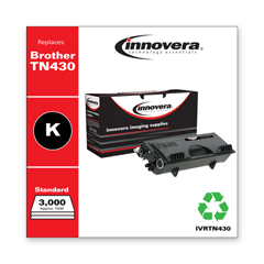 IVRTN430 - Innovera Remanufactured TN430 Laser Toner, 3000 Page-Yield, Black