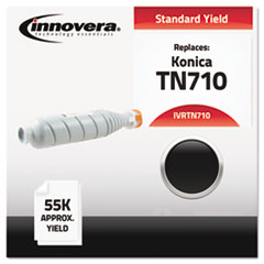 IVRTN710 - Innovera Compatible with TN710 Toner, 5500 Yield, Black