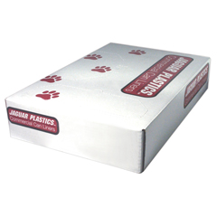 JAGH4348S - Industrial Strength High Density Commercial Can Liners - Bulk Pack