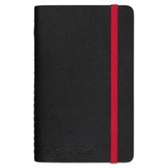 JDK400065001 - Black n Red™ Black Soft Cover Notebook