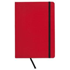 JDK400065003 - Black n Red™ Red Casebound Hardcover Notebook