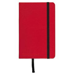JDK400065004 - Black n Red™ Red Casebound Hardcover Notebook