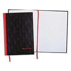 JDK67012 - Black n Red™ Casebound Notebook Plus Pack