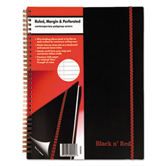JDKK66652 - Black n Red® Twinwire Notebooks