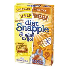 JLS33620 - Snapple Diet Iced Tea Drink Mix Singles
