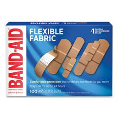 JOJ11507800 - BAND-AID® Flexible Fabric Adhesive Bandages