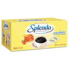 JON200094 - Splenda® No Calorie Sweetener Packets