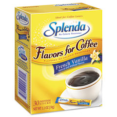JOJ243010 - Splenda® Flavor Blends for Coffee, French Vanilla