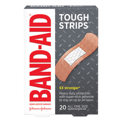 JOJ4408 - BAND-AID® Flexible Fabric Tough-Strips™ Adhesive Bandages