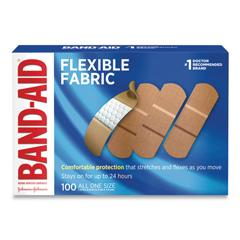 JOJ4444 - BAND-AID® Flexible Fabric Adhesive Bandages