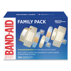 JOJ4711 - BAND-AID® Sheer/Wet Flex Adhesive Bandages